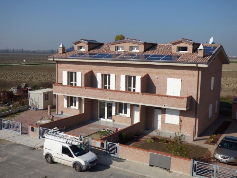 Villa in vendita a Vigarano Mainarda, 3 locali, zona Località: Vigarano Mainarda, prezzo € 255.000 | Cambio Casa.it