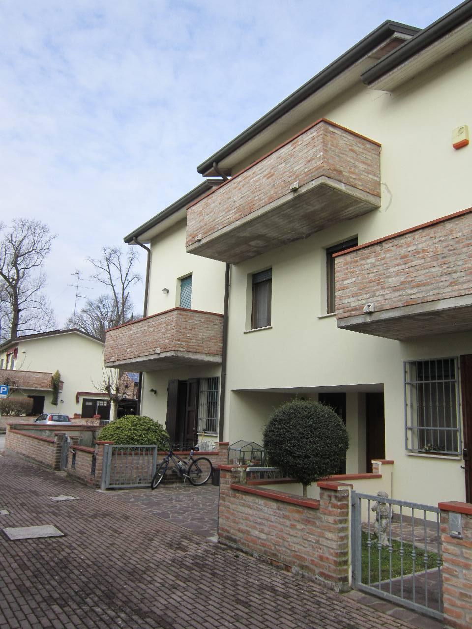 Villa a Schiera in vendita a Voghiera, 2 locali, zona Località: Voghiera, prezzo € 148.000   Cambio Casa.it