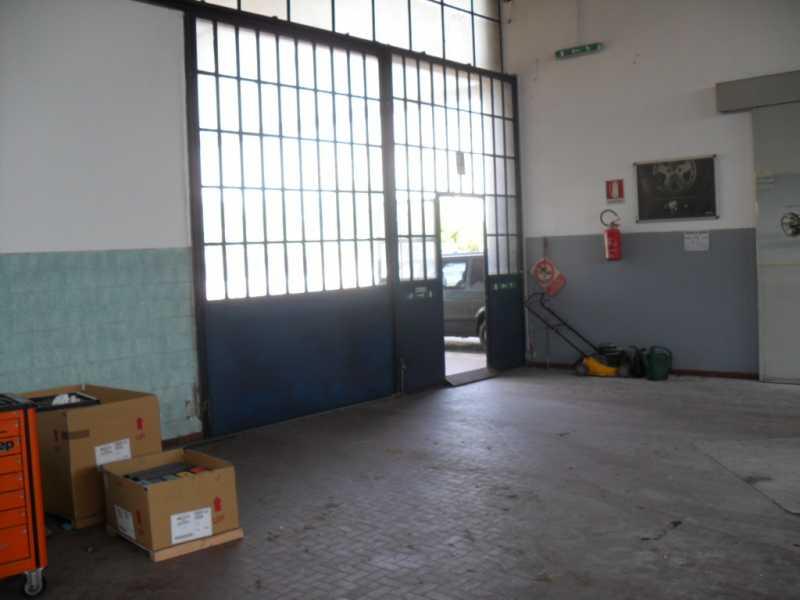 Capannone in affitto a Ferrara, 3 locali, zona Zona: Doro, prezzo € 2.200   Cambio Casa.it