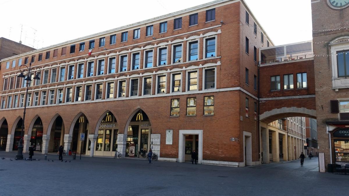 Loft in affitto Ferrara Zona Centro Storico