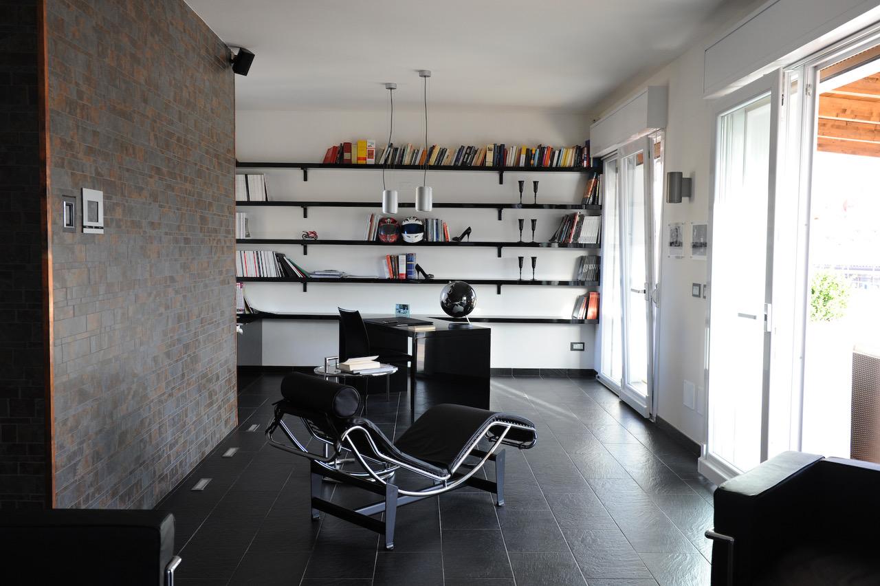 Attico in affitto Ferrara Zona Centro Storico