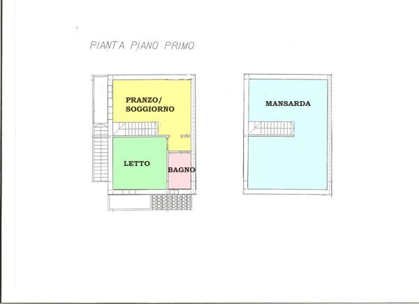Appartamento in vendita a Occhiobello, 3 locali, zona Zona: Santa Maria Maddalena, prezzo € 135.000 | CambioCasa.it
