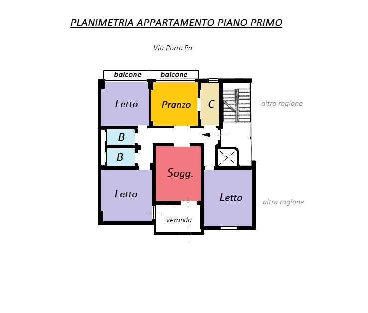 Appartamento, 120 Mq, Vendita - Ferrara (Ferrara)