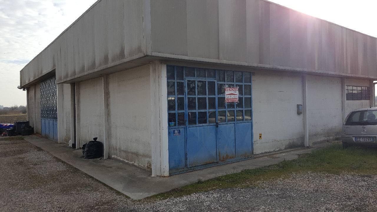 Capannone in affitto a Ostellato, 9999 locali, zona Località: Ostellato, prezzo € 59.000 | CambioCasa.it