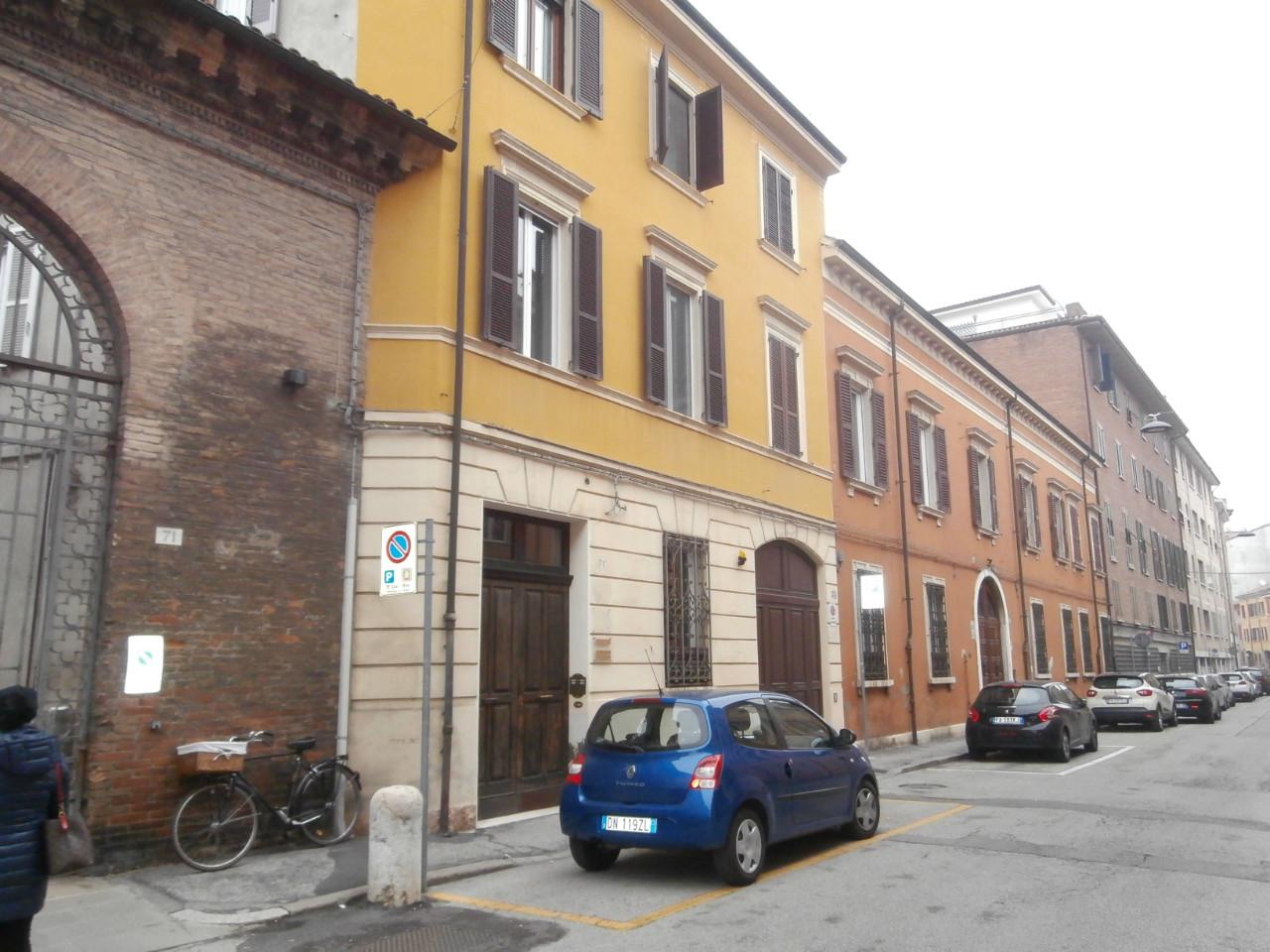 Ufficio in affitto Ferrara Centro Storico
