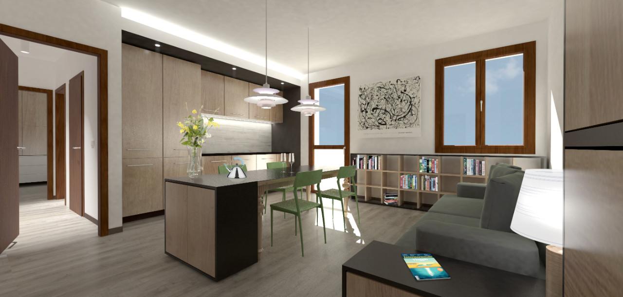 Appartamento in vendita Formignana