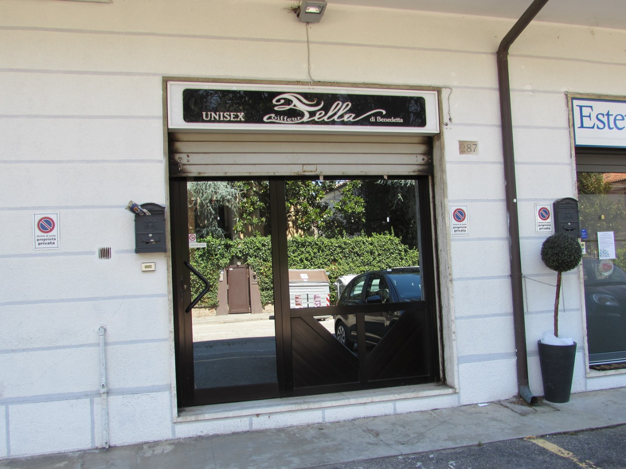 Negozio in affitto Ferrara Zona Via Bologna
