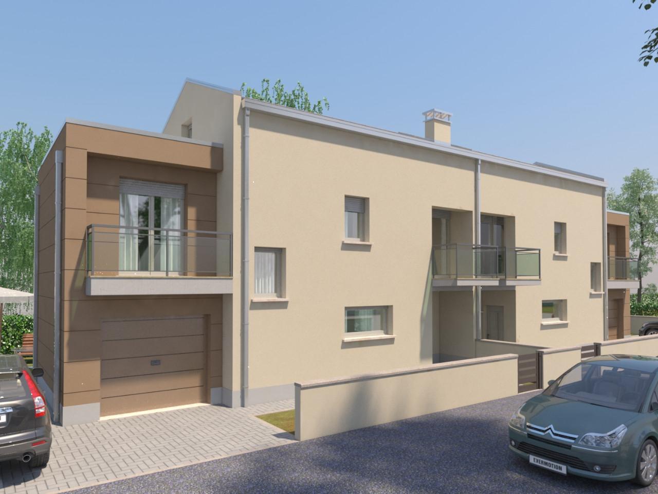 Villa Bifamiliare in vendita Ferrara Zona Francolino